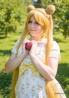 A hearted apple by cyberfox007
