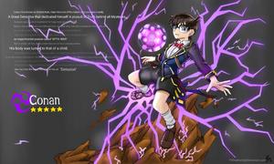 Genshin Impact - Edogawa Conan