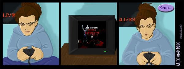 Mortal Kombat Woes by Alkaline-Lady
