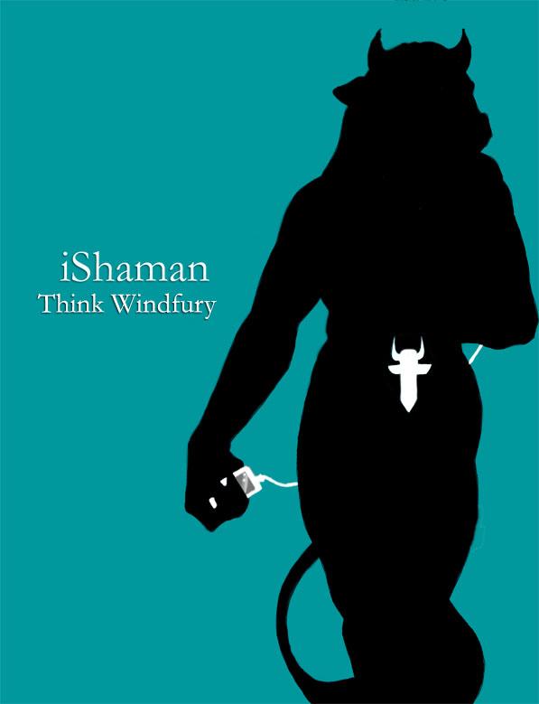 iShaman by Alkaline-Lady