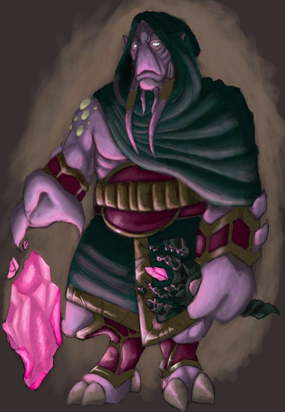 World of Warcraft- Broken by Alkaline-Lady