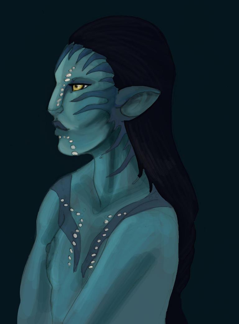 Random Frikkin Na'vi by Alkaline-Lady