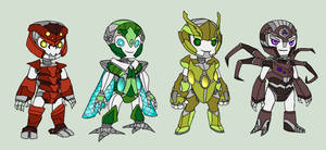 Adopt-a-bot (Insecticon sparkling CLOSED)