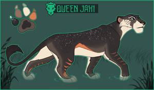 Queen Jahi ID