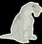 niche evolution - Sabertooth lizard