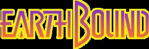 Highish-Res EarthBound Logo by p0lar-bear