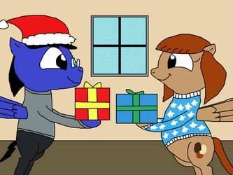 NATG XI Day 24: Christmas Gift Exchange