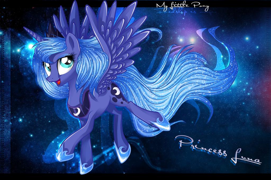 mlp princess Luna wallpaper