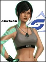 Assai (by Jodie Muir) by Daegann