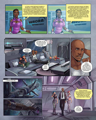 Artificial Freedom [FR] - Page 1/12 by Daegann
