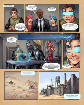 Artificial Freedom [FR] - Page 7/12