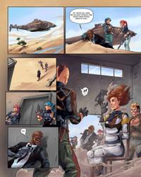 Artificial Freedom [EN] - Page 8/12 by Daegann