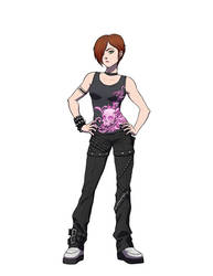 Zoe Evolution - 16 years old by Daegann