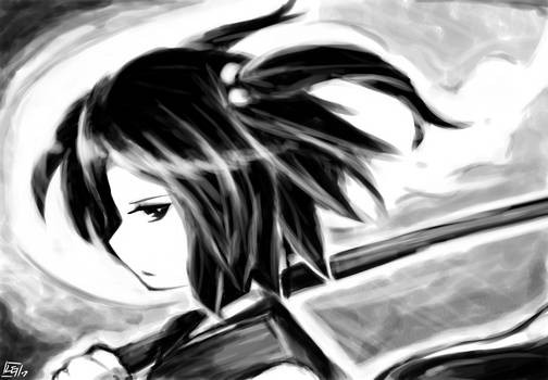Komachi - Speed Paint 6