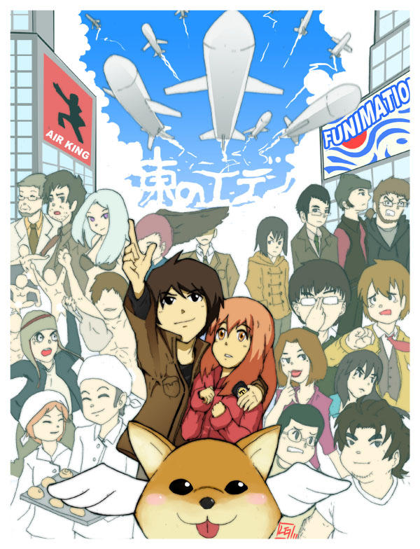 Eden of the East Contest