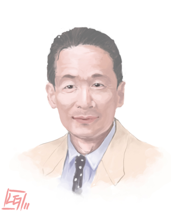 Norio Wakamoto portrait by Lessonguy on DeviantArt