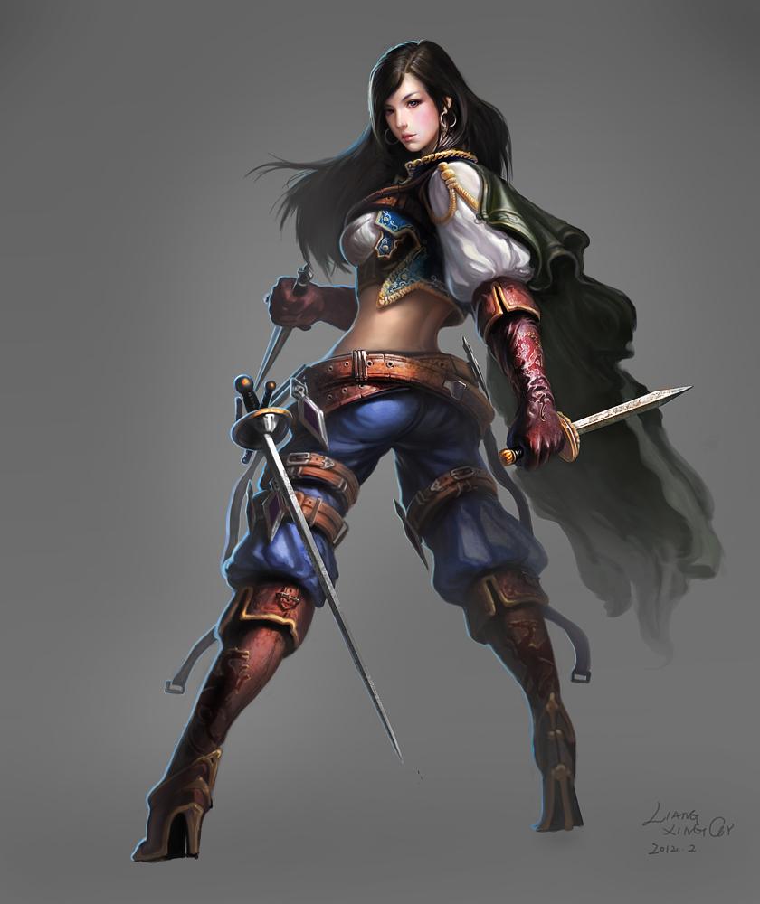 Assassin by liangxinxin