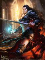 Fealty Sworn Blandine-reg by Liang-Xing
