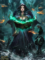 Grimoire Fanatic Chantelle2 by Liang-Xing