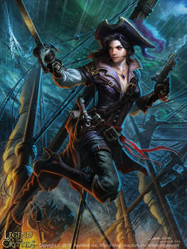 Dragonwoman Mylwaye