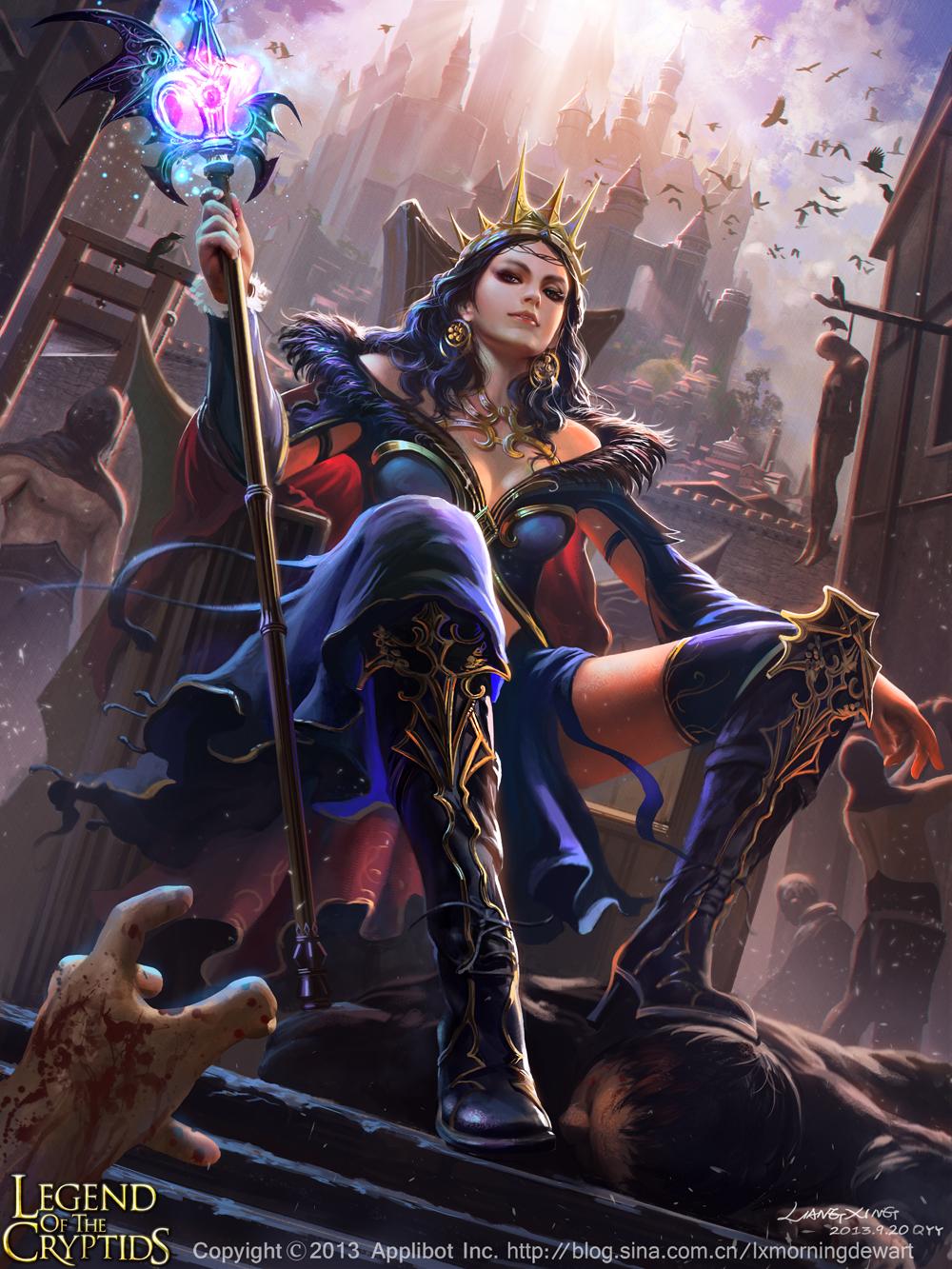 Imperial princess 2 by liangxinxin