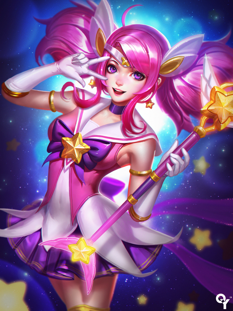 Lux Star Guardian by Liang-Xing