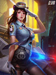 Officer D.va