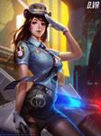 Officer D.va