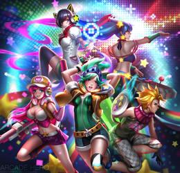 League of Legends Arcade Hero