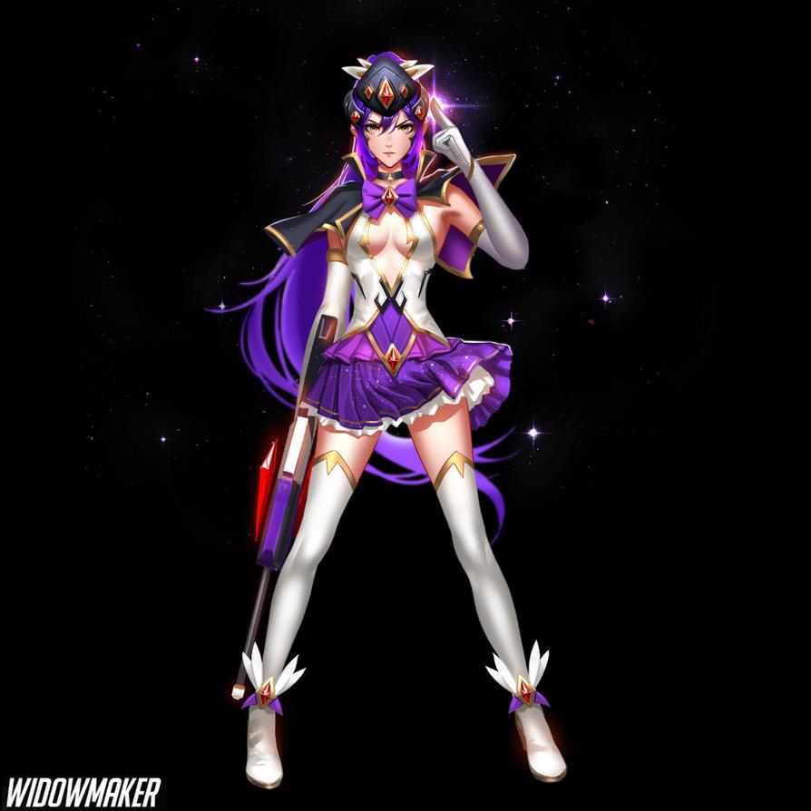 Magica Widowmaker Design by Liang-Xing