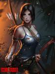 Lara by Liang-Xing