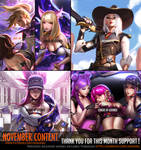 November Content complete ! by Liang-Xing