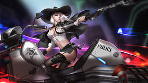Sheriff Ashe