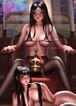 Happy new year nsfw by Liang-Xing