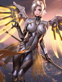 Mercy new look