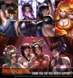 January Content complete