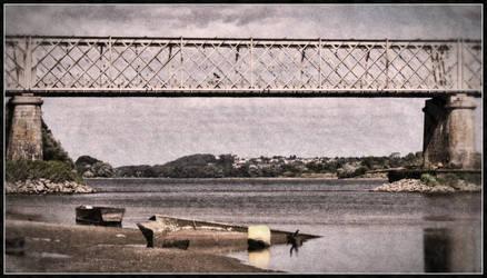 Le pont de Mauves-sur-Loire