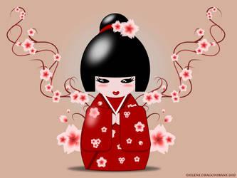 Sakura Angel wallpaper by selene713