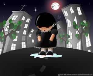 City Moon by selene713