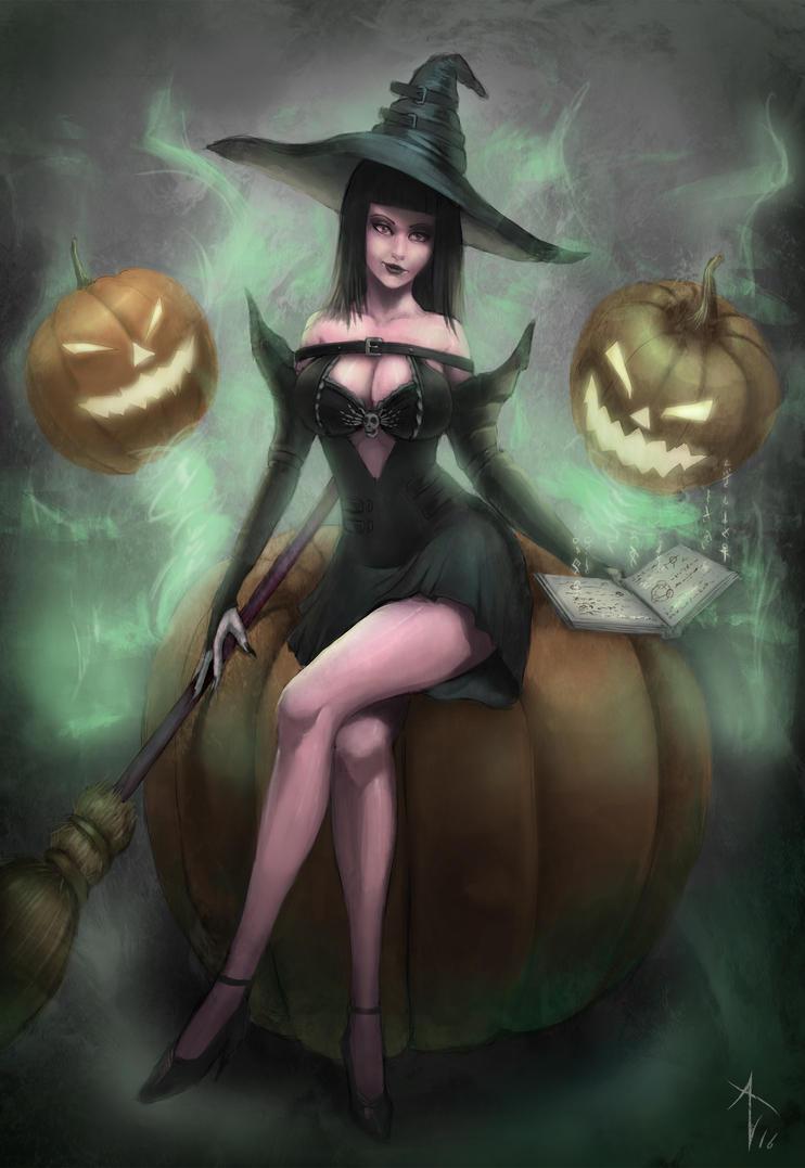 Ведьмы И Проститутки