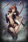 Masane Amaha - Witchblade