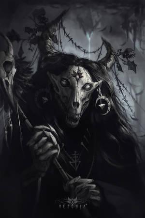 Witch bones by VezoniaArtz