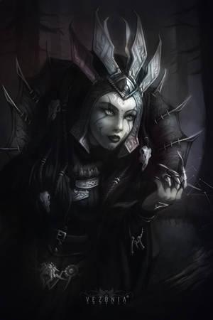 Empress by VezoniaArtz