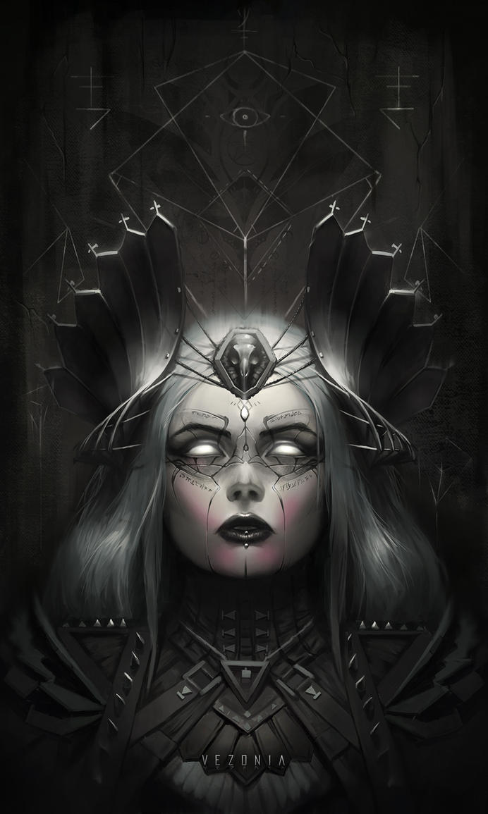 Enva by VezoniaArtz