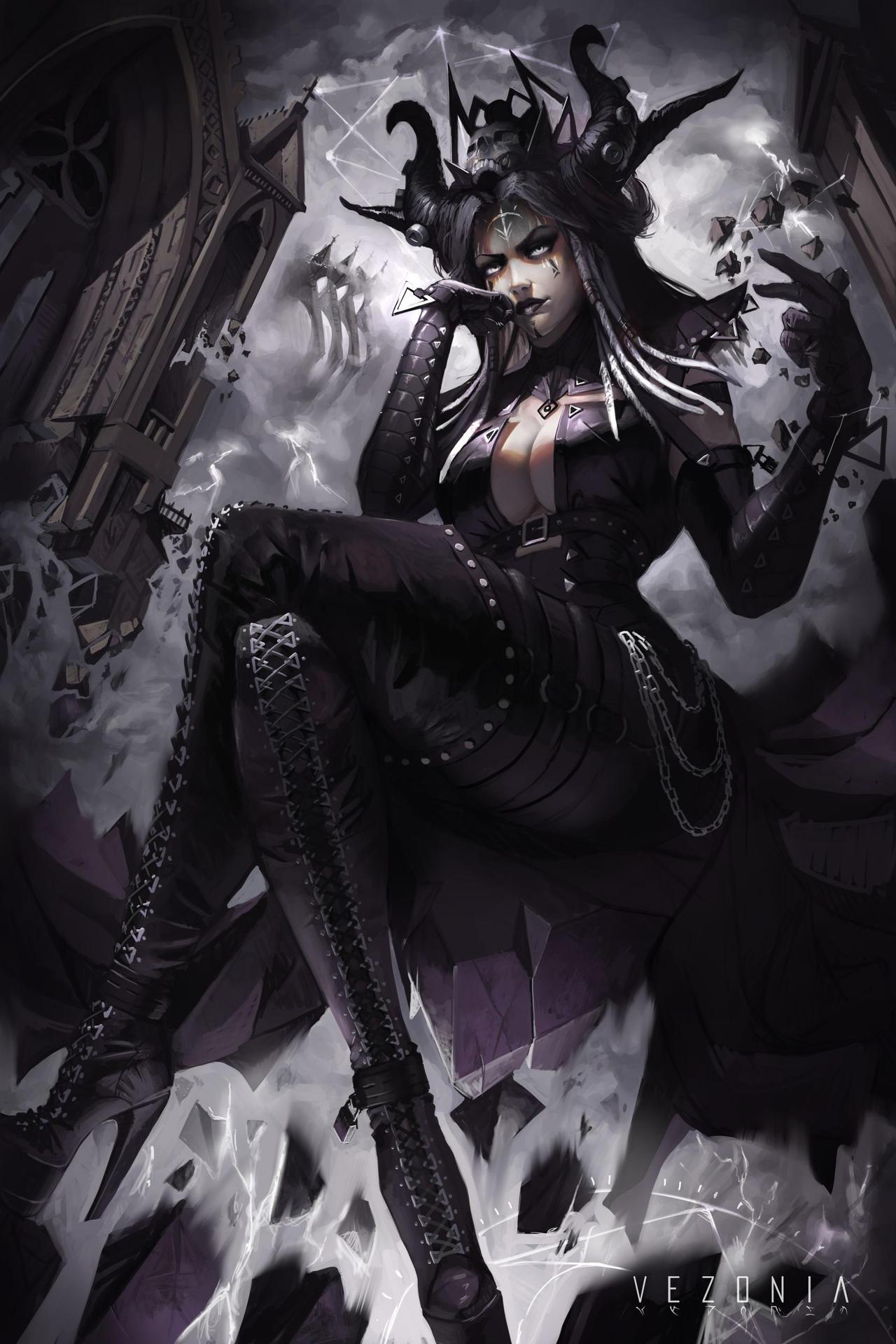 Queen Hexia