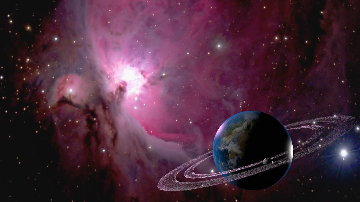 Ring Exoplanet by NovaWorld87 on DeviantArt