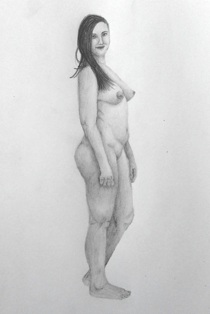 Full Nude Study by highscorejoystick