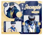 (PNG Pack) Stray Kids Jeongin 180302