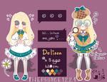 Delisea [Identity V Oc]