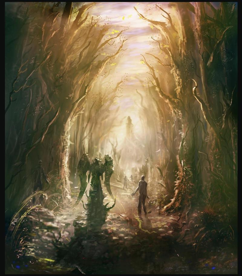 Forgotten by Nrekkvan
